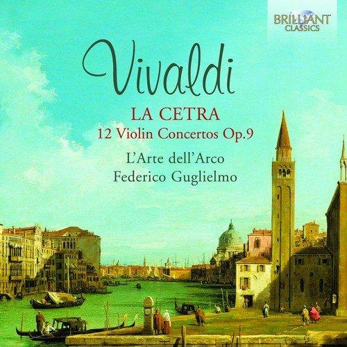 La Cetra-12 Violinkonzerte Op.9