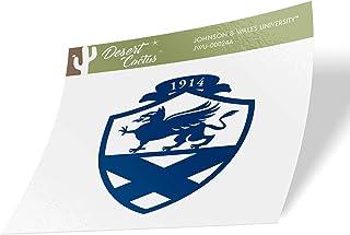 Johnson & Wales University JWU Wildcats NCAA Vinyl Decal Laptop Water Bottle Car Scrapbook (Sticker - 00024A)