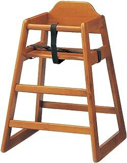 赤ちゃん 椅子 椅子/チェア/ 便利 生活 ベビーチェア(ハイタイプ) 【単品販売】ブラウン