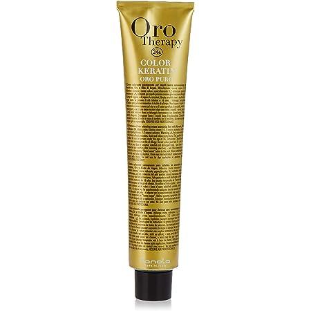 Fanola - Oro Therapy Color Keratin Puro, crema colorante ...