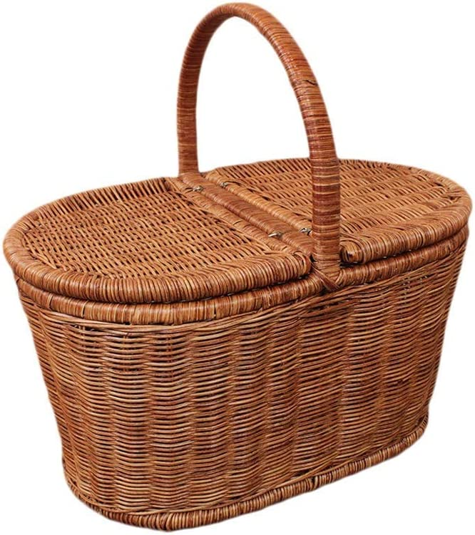 XIEZI Insulated Cooler Bag San Jose Mall Outdoor Basket Camping Sales results No. 1 Picnic