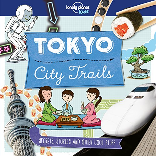 City Trails - Tokyo [Lingua Inglese]