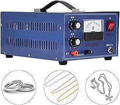 MXBAOHENG Joyería Soldadora por Puntos 0.6-1.2 mm Máquina de Soldadura láser DX-50A 300W Soldadora por Puntos para Oro Plata Platino Plusa Máquina de Soldadura por Puntos 220V