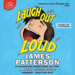 Laugh Out Loud audiobook cover art