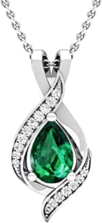 Best emerald pendant designs Reviews