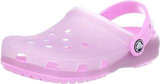 crocs Kids Unisex ChameleonsTM Translucent Rubber Clogs and Mules