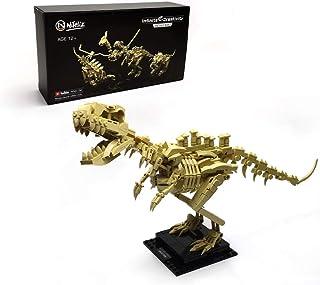 Nifeliz Dinosaur Fossils Building Kit (Tyrannosaurus Rex,...