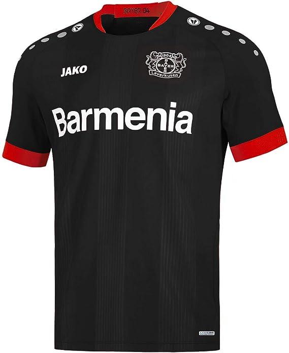 JAKO Bayer Leverkusen Home Jersey 2020-2021