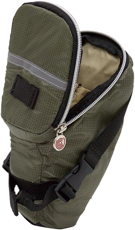 UCCO (UC Shio) colorful saddle bag (nylon) [Khaki & Beige] 20101CBSB Khaki & Beige