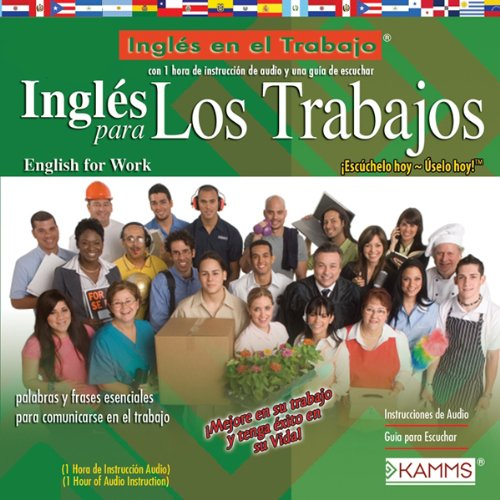 Ingles para Los Trabajos (Texto Completo) [English for Workers ] cover art