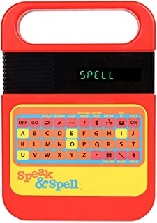 Best 80s spelling toy Reviews