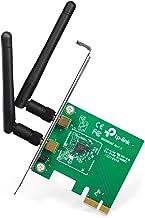 TP-Link TL-WN881ND - WIFI Adaptador PCI Express, Tarjeta de Red (300 Mbps, 2.4 GHz, 802.11n/g/b, 2 antenas desmontables), para Raspberry Pi, PC de Sobremesa