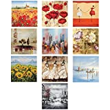 Pack of 10 - Luxury Blank Square...