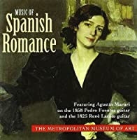 Music of Spanish Romance by ANTONIO GIMENEZ MANJON / JUAN P