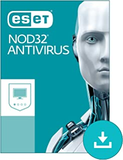 ESET NOD32 Antivirus for Windows 2019 | 3 Devices & 1 Year | Official Download License | Same Day Delivery via Email| Free...
