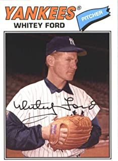 Best whitey ford baseball card Reviews