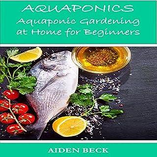 Aquaponics audiobook cover art