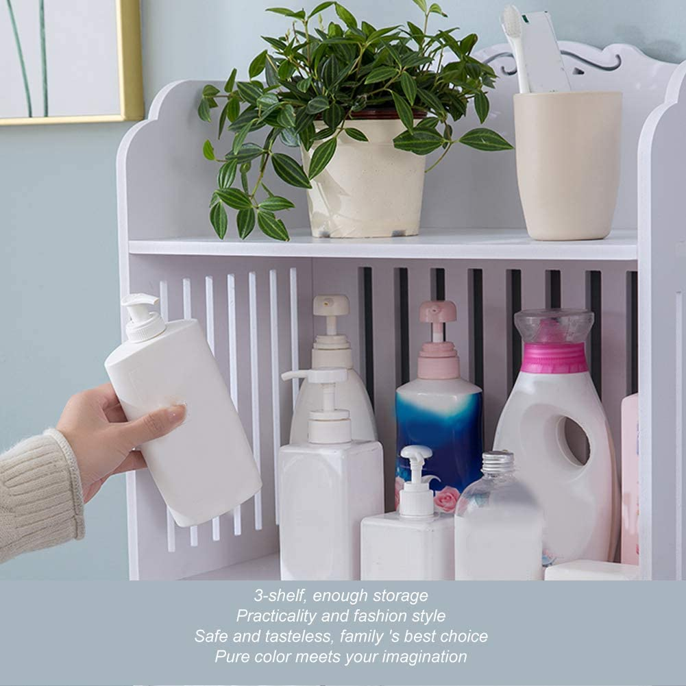 Mesa Mall Storage Rack Bathroom Supplies Store Elegant Exquisit Style Small and