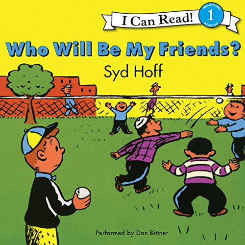 Who Will Be My Friends? audiobook cover art