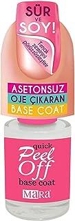 Mara Kozmetik Peel Off Base Coat Oje Çıkarıcı 1 Paket (1 x 250 g)