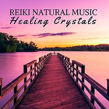 Reiki Natural Music Healing Crystals: Infinite Healer in Everyday Living