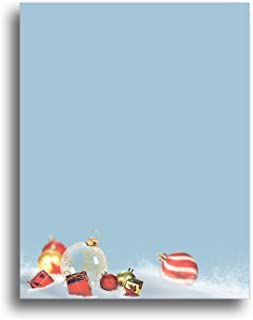 Holiday Stationery Letterhead