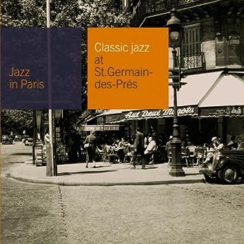 Classic Jazz At St Germain Des Près