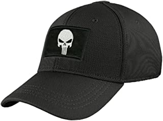 Condor Fitted Tactical Cap Bundle (Punisher/DTOM Patches)