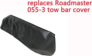 Tow Bar Cover Tow Bar Storage Bag Replaces for Roadmaster 055-3 Motorhome Mounted Tow Bars,Cover for All Sterlings Falcons Blackhawk towbars-Heavy-Duty Marine Grade.