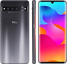 "TCL 10 Pro Unlocked Android Smartphone with 6.47"" AMOLED FHD + Display, 64MP Quad Rear Camera System, 128GB+6GB RAM, 4500m..."