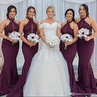 Amazon Wedding ukPurple ClothingClothing Dresses co FKlcJ1