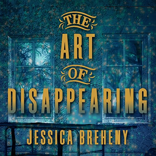 The Art of Disappearing audiobook cover art
