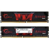 G. Skill F4-2400C15D-16GIS 16GB (2 x 8GB) DDR4 Memory
