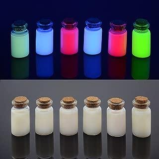 Blacklight Invisible UV Ink 6 Colors Set for Inkjet Printers