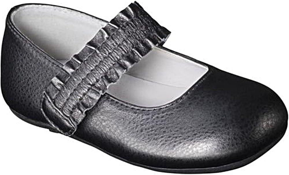 OshKosh Genuine Kids Annona Baby Girls Mary Jane Dress Shoes Black
