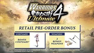 WARRIORS OROCHI 4 Ultimate(輸入版:北米)- PS4