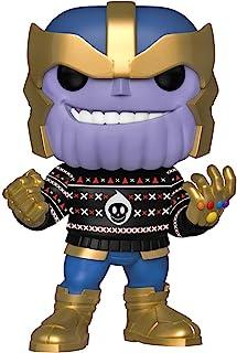 Funko Pop! Marvel: Holiday - Thanos, Action Figure - 43336