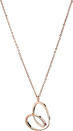 Calvin Klein - Warm Short Necklace