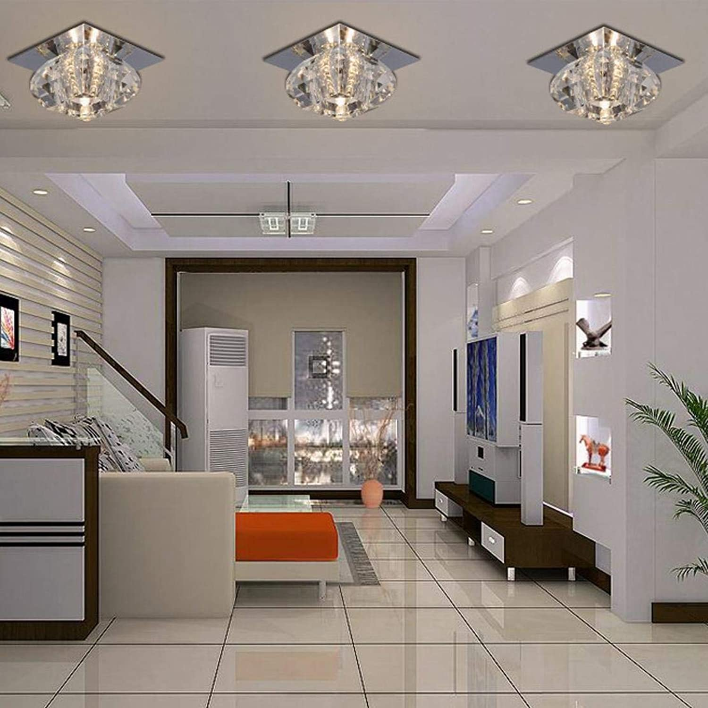 DEJ Deckenleuchte Moderne Mode Design Outfit Klar Deckenleuchte Led Innenwand Dekorative Leuchte Kronleuchter Warme Spot Licht