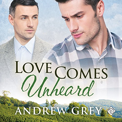 Love Comes Unheard audiobook cover art