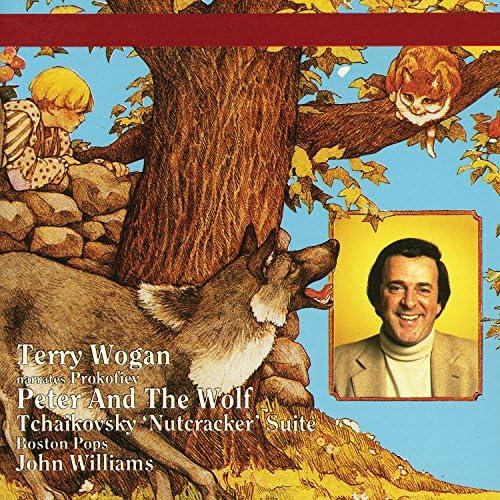 Terry Wogan, The Boston Pops Orchestra & John Williams