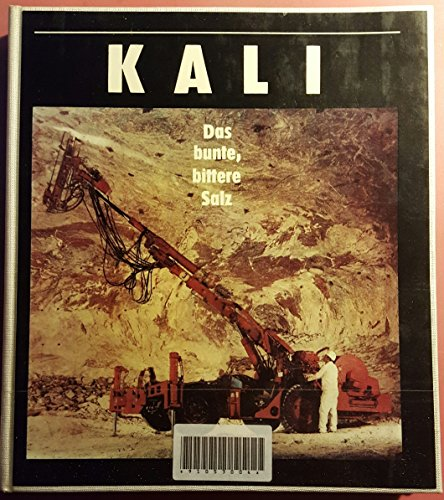 Kali: Das bunte, bittere Salz (German Edition)