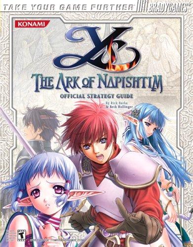 Ys: The Ark of Napishtim Official Strategy Guide