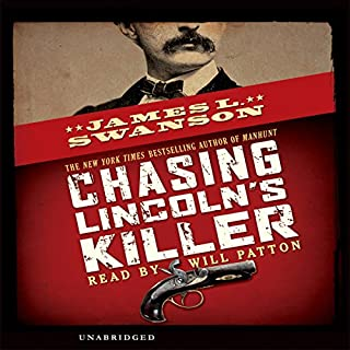 Chasing Lincoln's Killer cover art