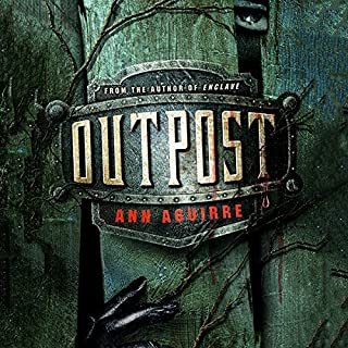 Outpost audiobook cover art