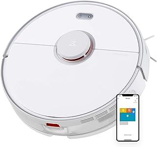 Roborock S5 Max Robot sprzątający z funkcją mycia, z elektrycznym zbiornikiem na wodę, sterowanie za pomocą aplikacji, str...
