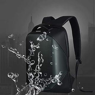FAGavin Herramienta inteligente de publicidad móvil y marketing de la herramienta de hombro de la bolsa animada pantalla led dinámica mochila mochila mochila escolar