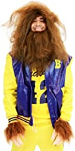 Teen Wolf Medium Adult Movie Costume Beavers 42 Werewolf With Jacket