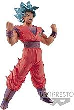 Banpresto Dragon Ball Z Blood of Saiyans Super Saiyan God Super Saiyan Son Goku (Kaioken) Action Figure