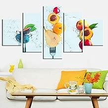 5 canvas paintings Home Decor HD Prints Animation Wall Art Cartoon Modular Pictures Artwork Poster YYDXDB-10x15 10x20 10x25cm